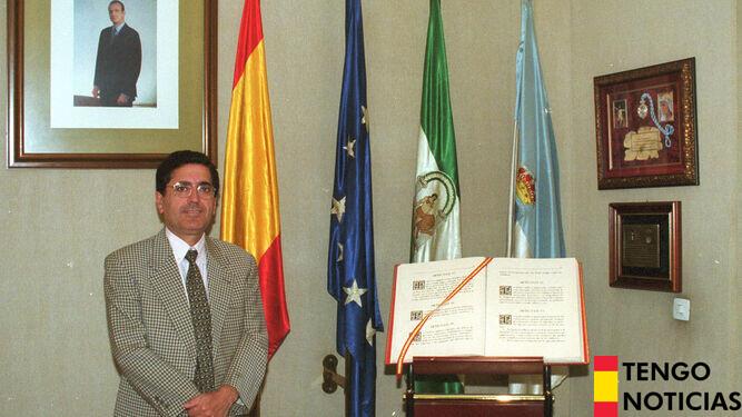 Antonio Torres, exalcalde socialista de Lebrija, es procesado por malversación y prevaricación