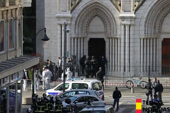 Atentado yihadista en Niza 1