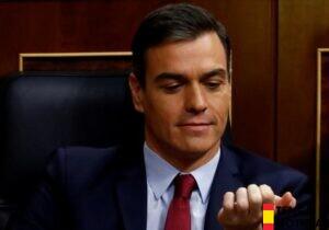 El ejecutivo de Sánchez se sube el sueldo
