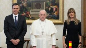 Pedro Sánchez se reúne con el Papa Francisco en el Vaticano