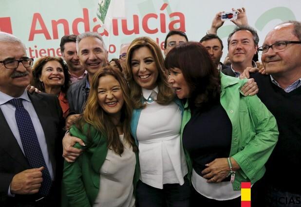 Prescribe otro delito de la Junta de Andalucía socialista 1