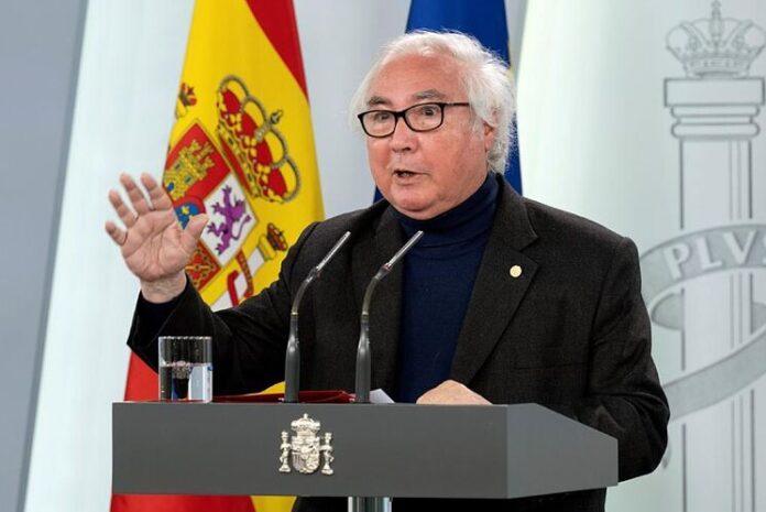 """Manuel Castell, otorga """"a dedo"""" su campaña antiCovid 1"""