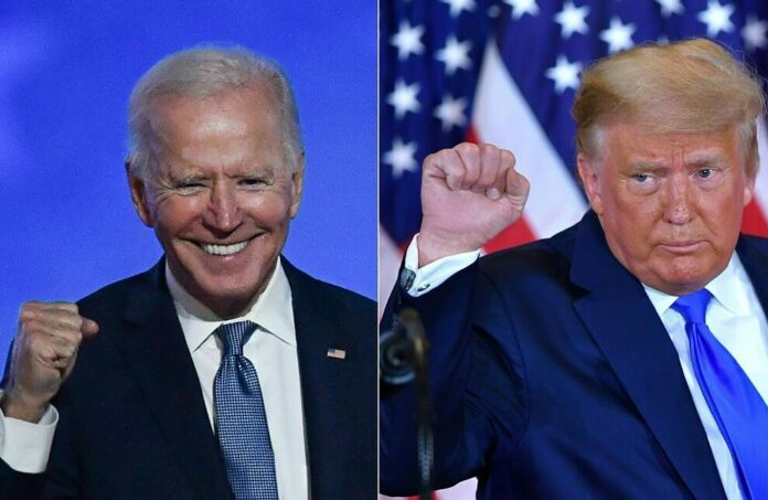 Trump pierde las elecciones en EEUU y anuncia el inicio de una batalla judicial 1
