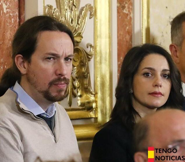 Ciudadanos levanta el veto a Podemos para negociar los presupuestos 1