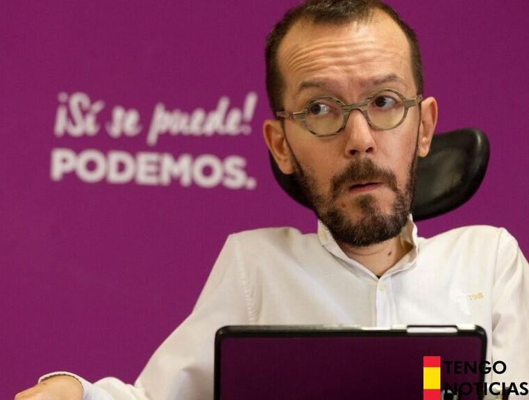 Echenique es condenado a pagar 80.000 €