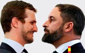 VOX amenaza en Andalucía vengarse de Casado