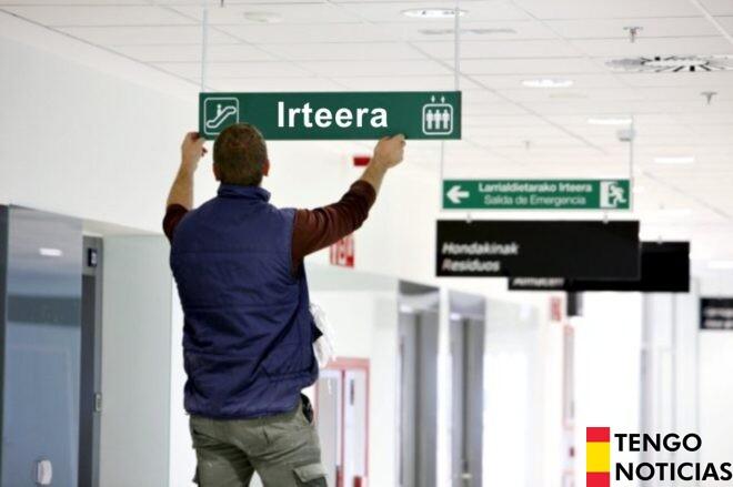 Continúa la discriminación del español 1