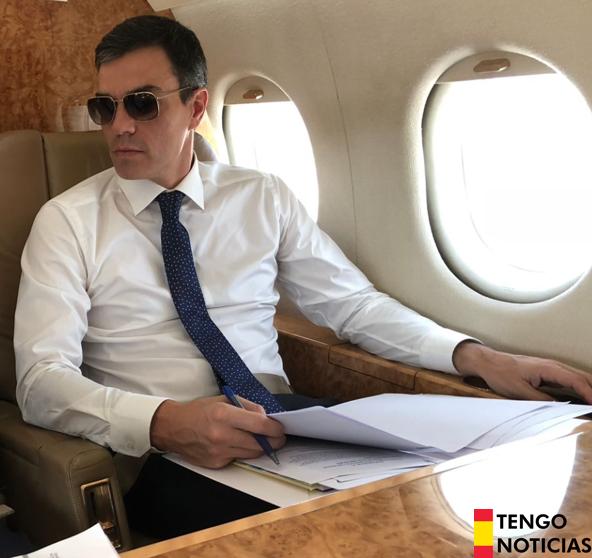 Pedro Sánchez inicia una gira por España en pleno estado de alarma 1