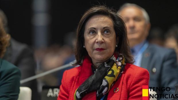 Margarita Robles se queda sola frente a los ataques de Podemos 1