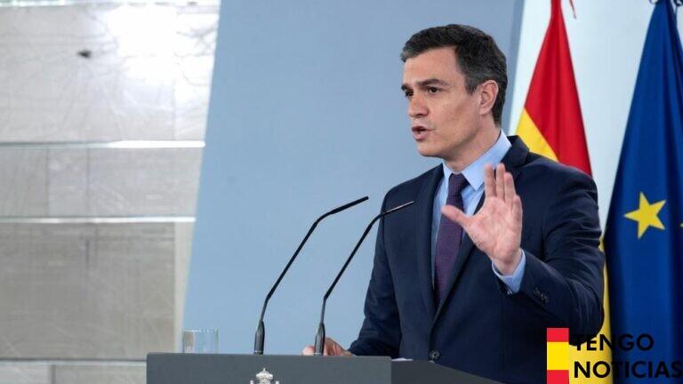 Sánchez se pronuncia en contra de los disturbios en Barcelona y en apoyo a las fuerzas de seguridad