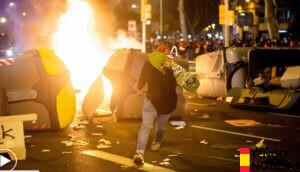 Crece la inquietud ante las posibles nuevas manifestaciones por Hasel
