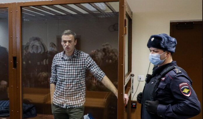 La UE planea sancionar a Rusia tras la detención de Alexei Navalni 1