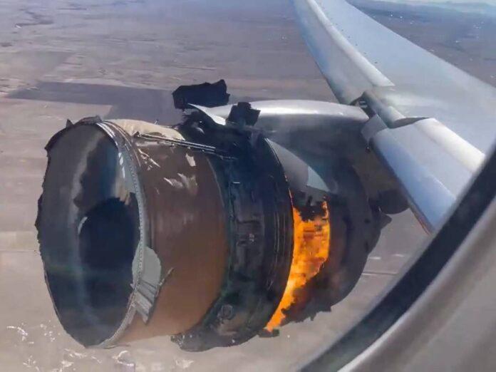 Boeing recomienda a las aerolíneas paralizar los vuelos de los modelos 777 tras el incidente en Denver 1
