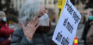 El congreso da luz verde a la legalización de la eutanasia