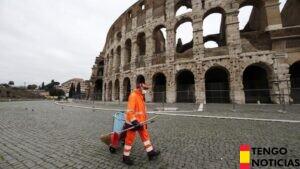 Italia vuelve al confinamiento estricto en Pascua