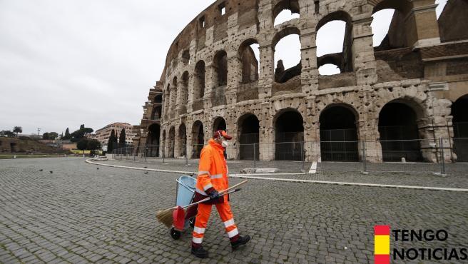 Italia vuelve al confinamiento estricto en Pascua 1