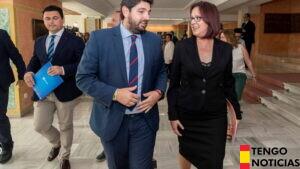 El PP provoca el fracaso de la moción de censura en Murcia
