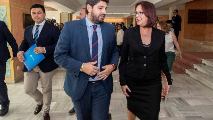 El PP provoca el fracaso de la moción de censura en Murcia 1