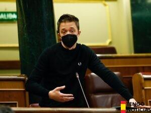 Un diputado del PP grita a Errejón ¡Vete al médico! en su intervención sobre la salud mental