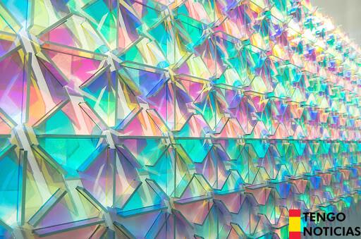 El vidrio dicroico - ¿Puede el vidrio cambiar la imagen de un país? 1