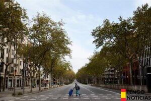 Cataluña continuará con el toque de queda tras el fin del estado de alarma