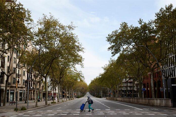 Cataluña continuará con el toque de queda tras el fin del estado de alarma 1