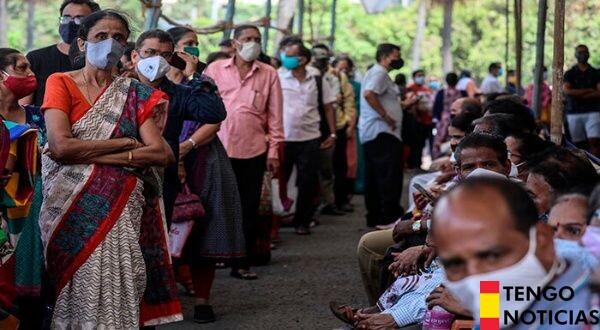 India se enfrenta a la peor cara de la pandemia 1