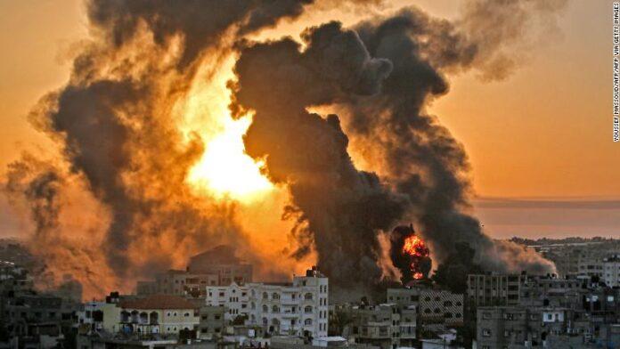 Crece la tensión bélica en el conflicto palestino 1