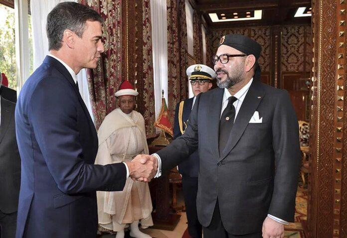 """Sánchez tacha de """"inaceptable"""" la actitud de Marruecos ante la crisis migratoria 1"""