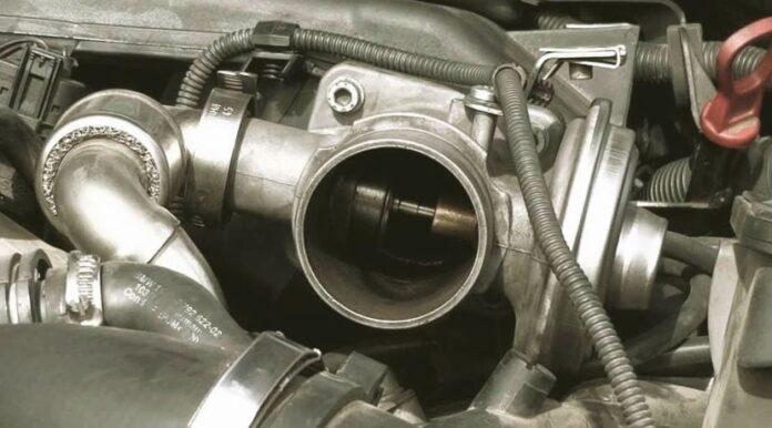 Como funciona una válvula egr 1